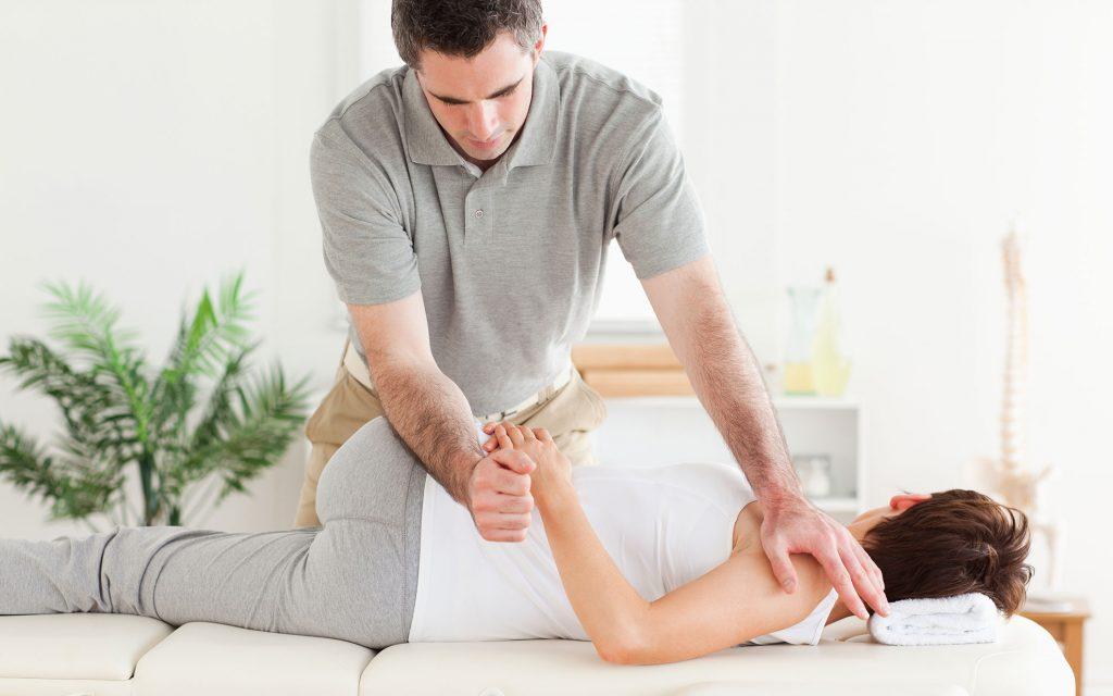 thai massage, τεχνικές